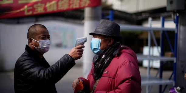 Coronavirus: la province chinoise de hubei rapporte 108 nouveaux deces[reuters.com]
