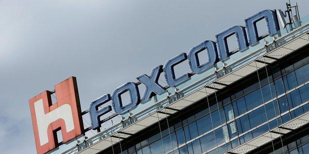 Foxconn annonce une reprise timide de sa production en chine[reuters.com]