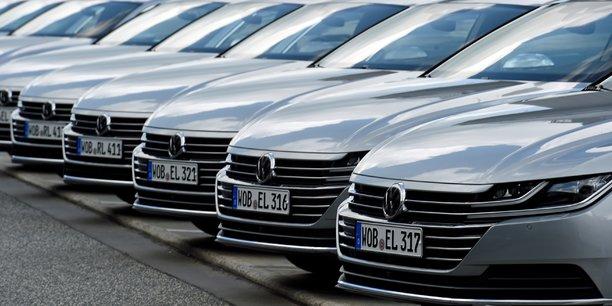 Dieselgate: volkswagen rouvre ses negociations avec les consommateurs allemands[reuters.com]