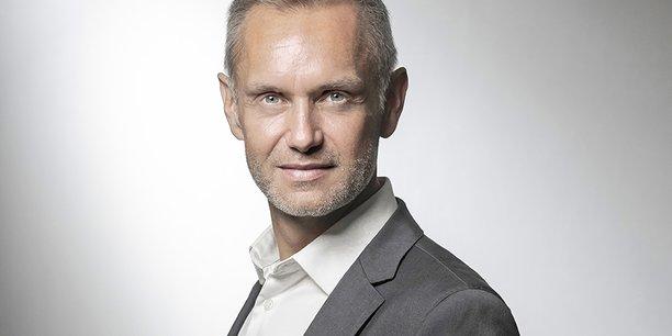 Ronan Le Moal entend conserver « des connexions très fortes avec la région et son écosystème d'entreprises ».