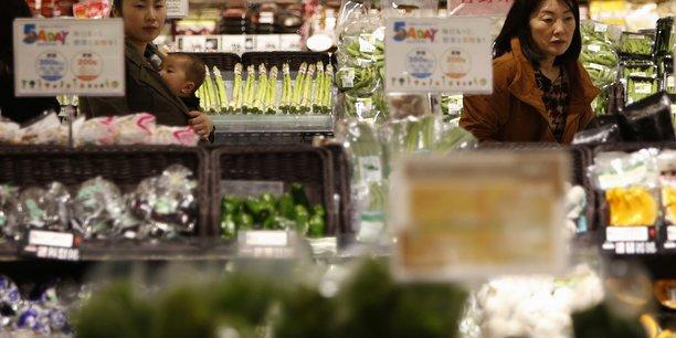 Japon: acceleration de l'inflation en janvier, mais loin de l'objectif de la boj[reuters.com]