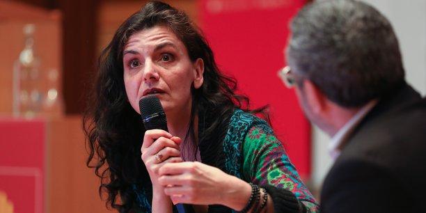 Isabelle Delannoy a présenté, pour La Tribune, son concept d'économie symbiotique.