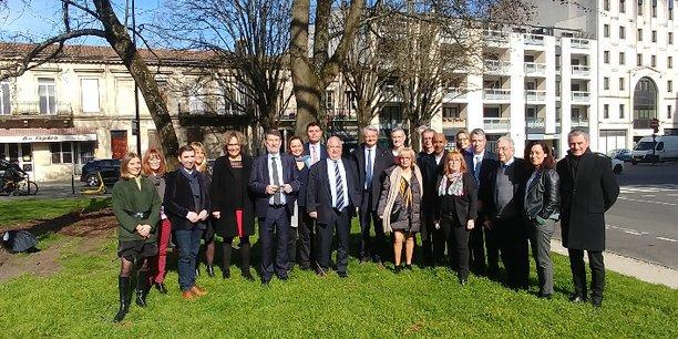 Les candidats investis par le Parti socialiste dans une vingtaine de communes de la métropole bordelaise.