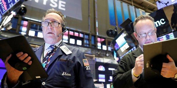 Wall street ouvre en baisse[reuters.com]