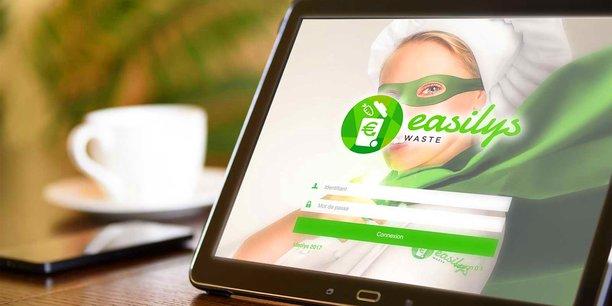 Easilys met du digital dans la poubelle des restaurateurs