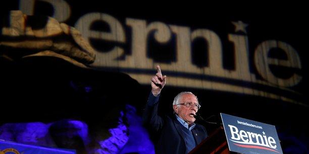 Les primaires democrates font halte dans le nevada, sanders en favori[reuters.com]