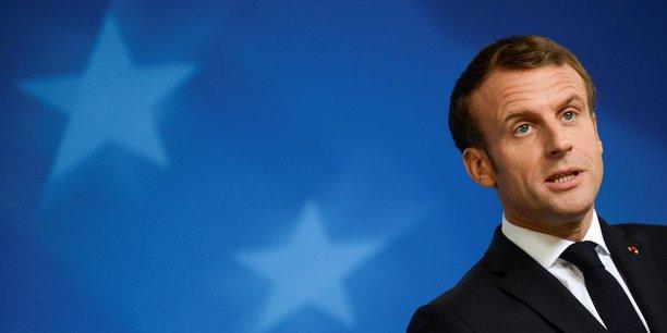 Emmanuel macron doute d'un accord ue-grande-bretagne d'ici la fin de l'annee[reuters.com]
