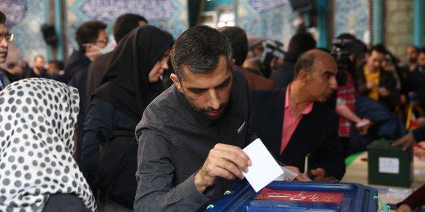Seulement 42% de participation aux legislatives en iran[reuters.com]
