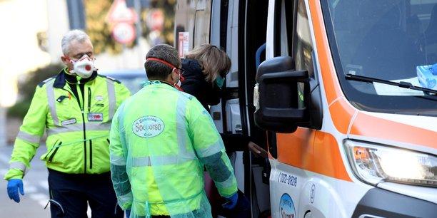 Coronavirus : le bilan s'élève à 4 morts en Italie