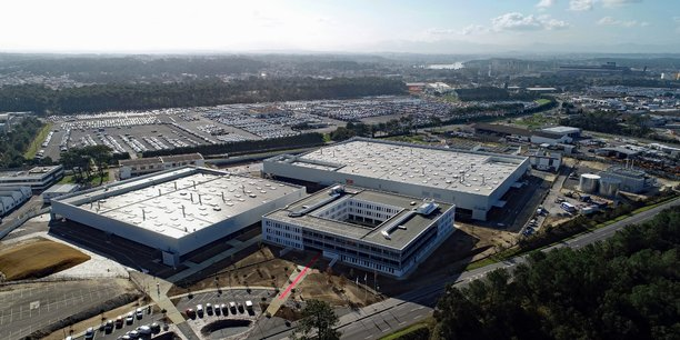 1.550 salariés travaillent sur le site de Safran Helicopter Engines, à Tarnos (Landes), qui est désormais doté de trois nouveaux bâtiments totalisant 33.000 m2.