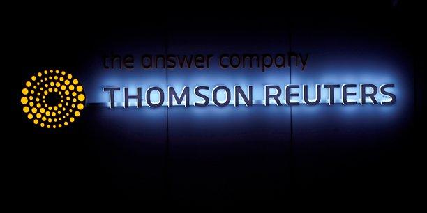 Thomson reuters nomme steve hasker, ancien de nielsen, comme pdg[reuters.com]