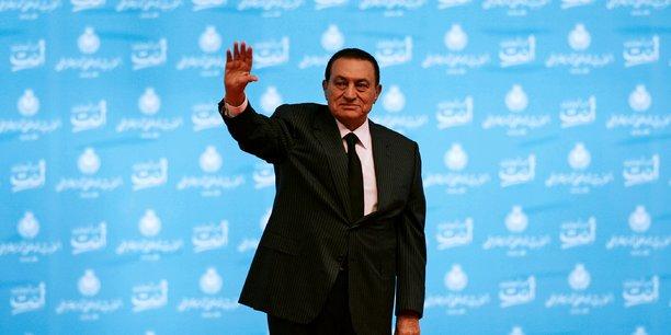 L'ancien president egyptien hosni moubarak est mort[reuters.com]