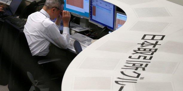 A tokyo, le nikkei finit en baisse de 0,79%[reuters.com]