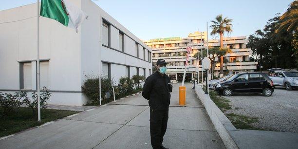 Premier cas confirme de contamination au coronavirus en algerie[reuters.com]
