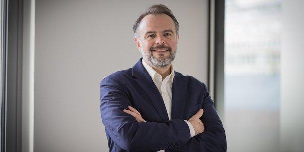 Emmanuel Guillaumeau, Partner chez Devoteam Management Consulting à Lyon.