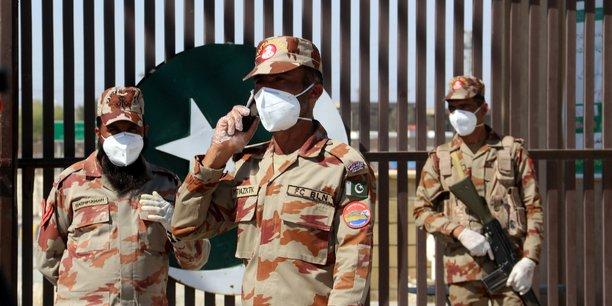 Coronavirus: deux premiers cas confirmes au pakistan[reuters.com]