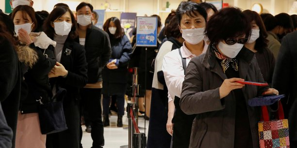 Coronavirus: pres de 1.600 personnes contaminees en coree du sud[reuters.com]