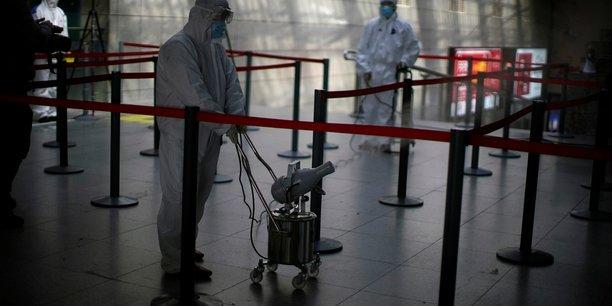 Coronavirus: la chine rapporte 433 nouveaux cas de contamination[reuters.com]