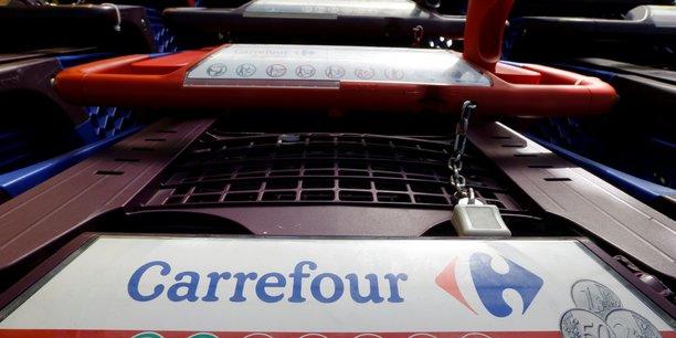 Carrefour: profits en hausse en 2019, objectif d'economies releve[reuters.com]
