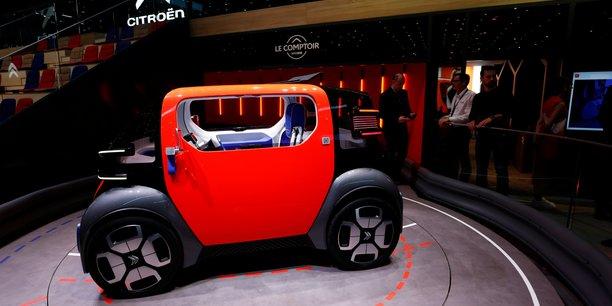 Citroen lance une voiture a 6.900 euros fabriquee au maroc[reuters.com]