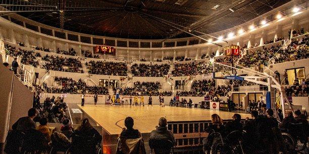 C'est au Palais des sports de Bordeaux que le premier salon d'entreprises des JSA-BMB se tiendra le 22 avril 2020.