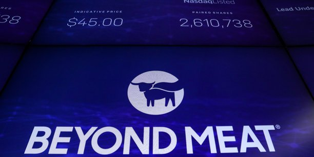 Beyond meat a suivre a wall street[reuters.com]