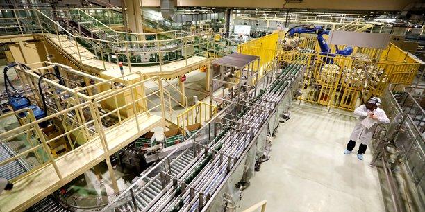 Japon: plus forte contraction de l'activite manufacturiere depuis 2016[reuters.com]