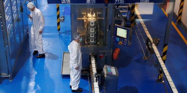 Chine: l'activite manufacturiere a un plus bas historique[reuters.com]