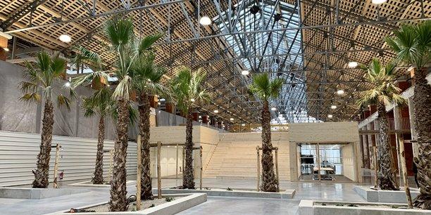 Au sein de l'allée centrale, la Région Occitanie compte organiser divers événements, comme des expositions culturelles.