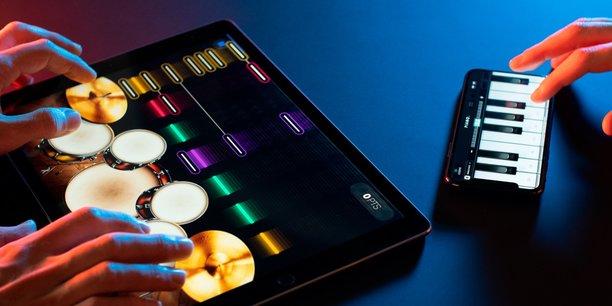 Avec une quinzaine d'applications musicales à son actif, la startup française MWM revendique 400 millions de téléchargements dans le monde depuis 2012.