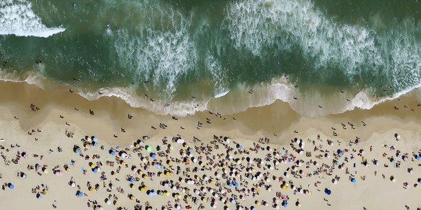 Les plages de sable occupent plus d'un tiers des littoraux au niveau mondial et se situent souvent dans des régions très peuplées.