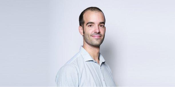 Laurent Meyer, cofondateur d'Entech