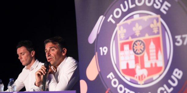 Olivier Sadran va-t-il vendre le Toulouse Football Club dans les prochaines semaines ?