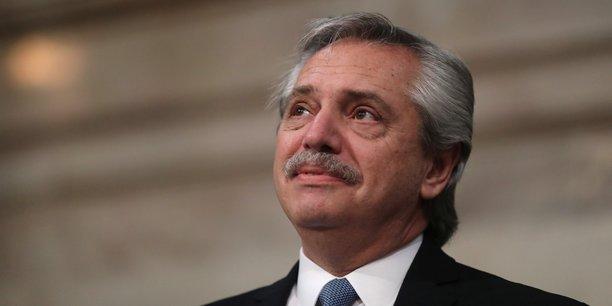 Alberto Fernandez, arrivé au pouvoir en décembre, a fait de cette restructuration l'un des éléments essentiels de sa politique économique.