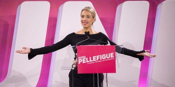 Nadia Pellefigue veut obtenir la présidence de Toulouse Métropole.