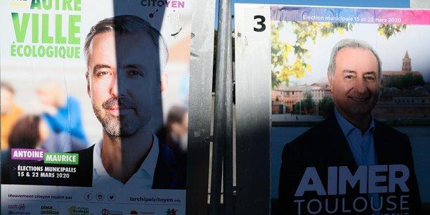 Même si des négociations sont en cours, voici l'affiche très probable du second tour des élections municipales à Toulouse.