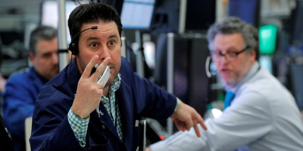 Comme les marchés européens, Wall Street va fortement baisser ce lundi.