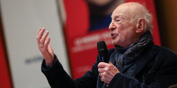 Redécouvrez le discours d'Edgar Morin, tenu le 6 février dernier à Toulouse.