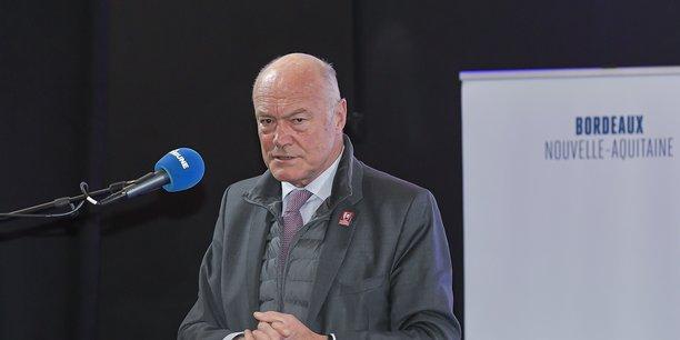Alain Rousset annonce un fonds de soutien, de solidarité et de rebond de 50 M€ en complément des dispositifs annoncés par l'Etat pour soutenir le monde économique face au coronavirus.
