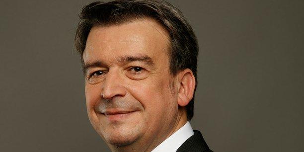 Le nouveau président de la FFB Olivier Salleron