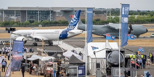 Le conseil d'administration de Farnborough International Airshow a assuré qu'il lui impossible de tenir et d'accueillir le salon aéronautique en juillet.