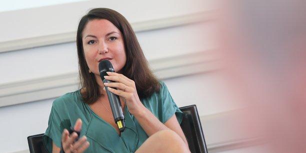 La directrice générale du Min de Toulouse, Maguelone Pontier, s'inquiète pour l'avenir d'une partie des locataires du ventre de Toulouse.