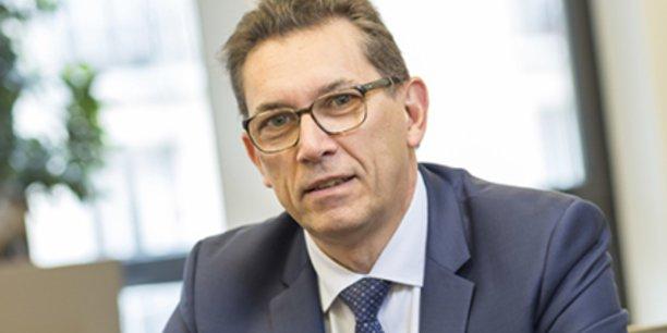Charles-René Tandé, Président de L'Ordre des Experts Comptables