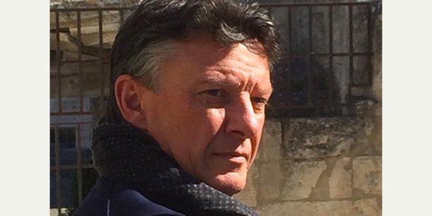 Philippe Berta, député du Gard et professeur des universités.