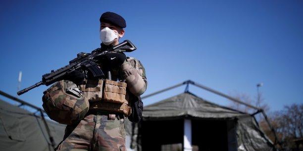 Coronavirus: la france rapatrie ses soldats engages contre l'ei en irak[reuters.com]