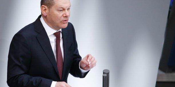 Le ministre allemand des finances pas favorable aux coronabonds[reuters.com]