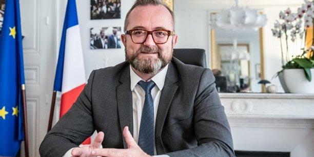 Christophe Itier, haut-commissaire à l'Économie sociale et solidaire (ESS) et à l'Innovation sociale auprès du ministre d'État, ministre de la Transition écologique et solidaire.