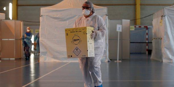 Coronavirus: 365 deces supplementaires en milieu hospitalier en france[reuters.com]