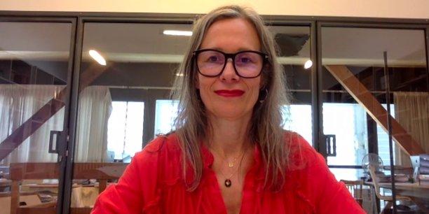 Virginie Gravière, présidente du Conseil régional de l'ordre des architectes de Nouvelle-Aquitaine