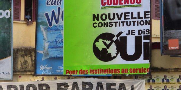 La guinee vers une reforme constitutionnelle sur l'exercice de la presidence[reuters.com]
